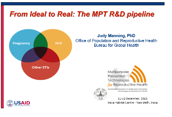 From Ideal to Real: The MPT R&D Pipeline