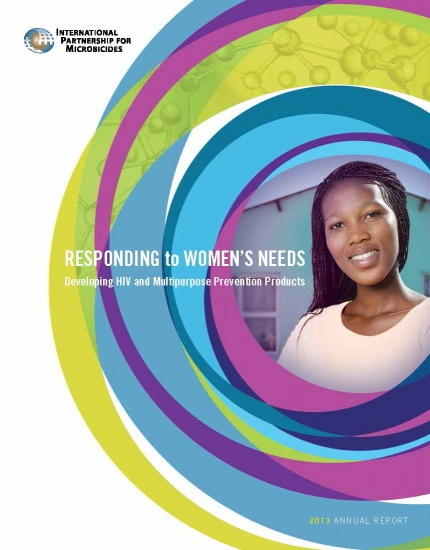 Responding to Women's Needs: Developing HIV and Multipurpose Prevention Products