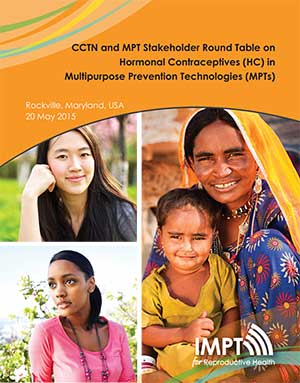 CCTN and MPT Stakeholder Round Table on Hormonal Contraceptives (HC) in MPTs Report