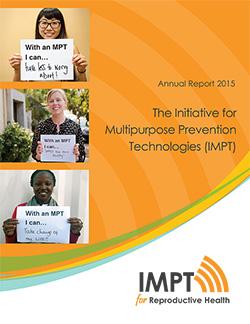 2015 IMPT Annual Report