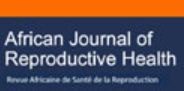 Unintended pregnancy in Gaborone, Botswana: A cross-sectional study